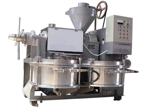 6YL-系列韩式螺旋榨油机